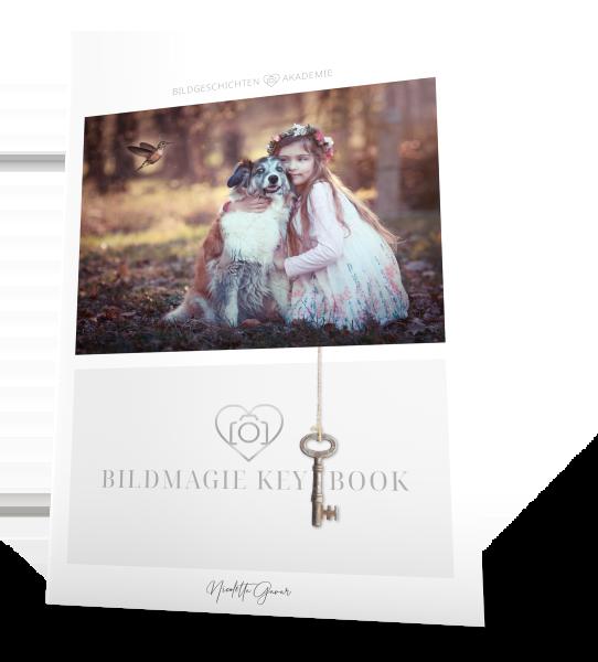 Titel des Bildmagie Keybooks